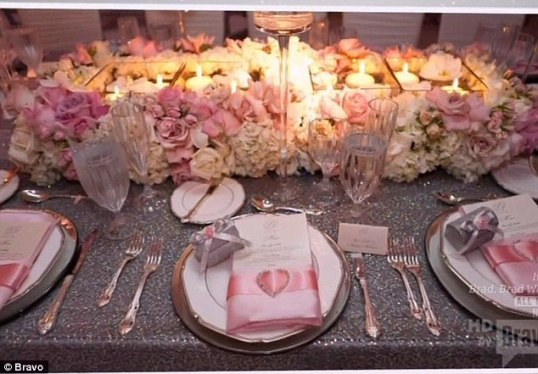 The Beverly Hills Housewives type wedding for your grands