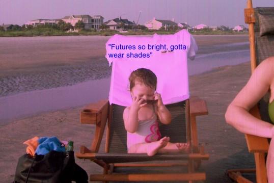 FUTURES BRIGHT