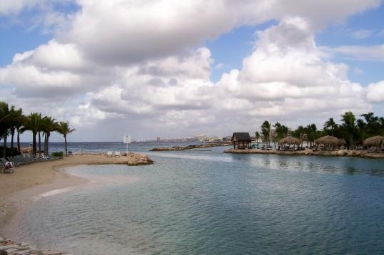 Lagoon at Lions Dive Club