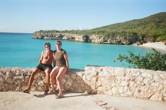 Postcard from Curacao