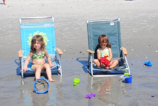 Future Beach Bums!