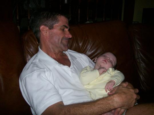 2008 ~ Asleep at last!
