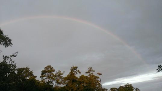 full rainbow