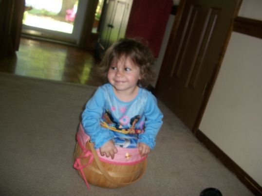 4/2009 She has always loved to smile and have a great sense of humor