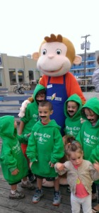 Kohr's Brothers mascot
