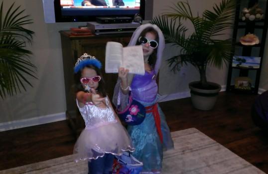 Rock Princessses
