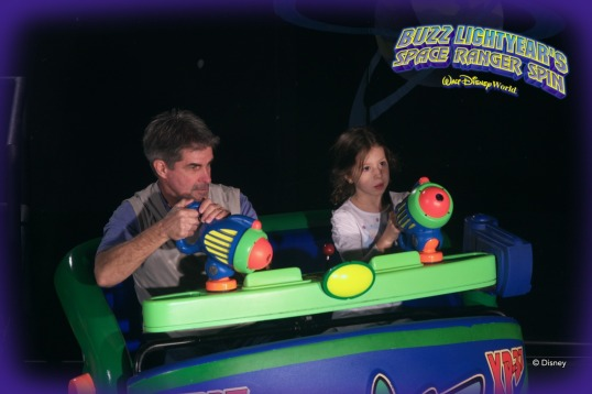 Hollywood Studios Buzz Lightyear too
