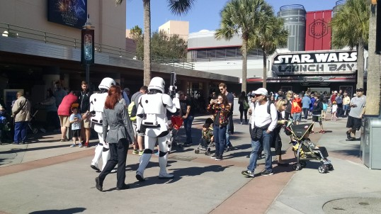 Hollywood Studios Star Wars