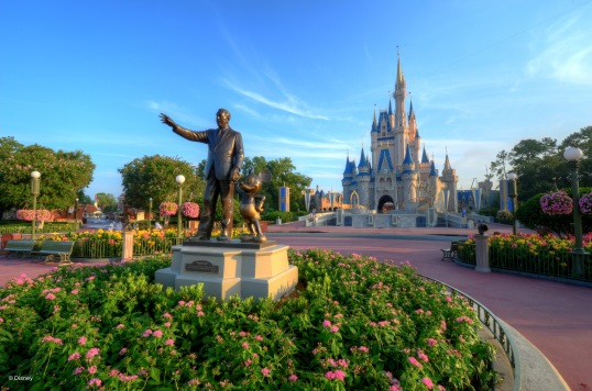 Walt Disney World Photo Gallery Disc