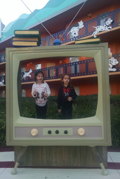 Resort All Star Movies TV