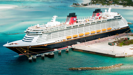 Photo Courtesy of Disney Cruise. Disney. go